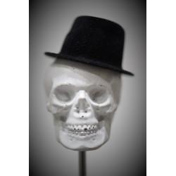 TBO - Crâne Béton avec Chapeau