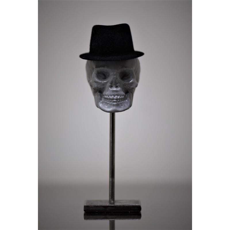 TBO - Crâne gris avec Chapeau