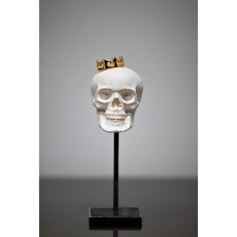 TBO-Crâne piédestal/couronne