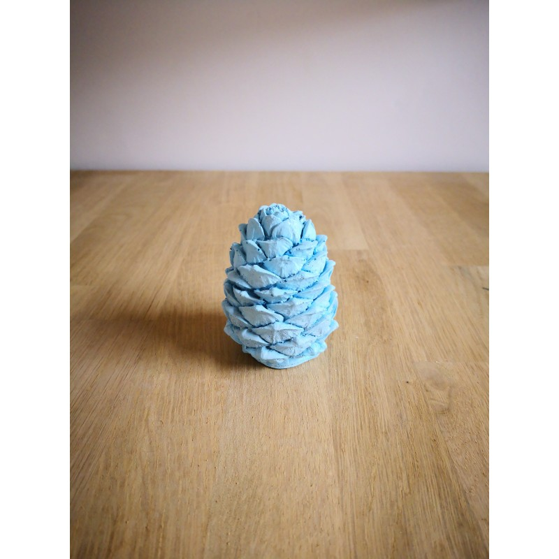 TO BET ON - Pomme de pin bleue